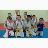 Набор на занятия по карате для детей