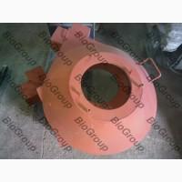 Передняя крышка гранулятора ОГМ 1.5 (без питателя)