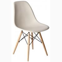 Пластиковый стул М-05 бежевый, черный, шоколад, бел