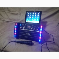 Караоке-машина Auna Disco Fever Karaoke Player System