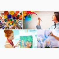 Курсы рисования и живописи для взрослых и детей «Синтагма»