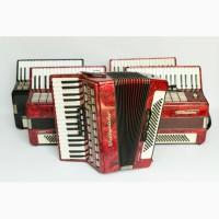 Акордеон Weltmeister Stella, Serino, 3/4, 80 басів / аккордеон