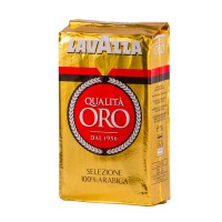 Кофе молотый Lavazza Qualita Oro 250г / Лавацца Оро 250 г