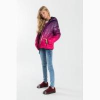 Reporter Young демисезонная куртка для девочек Violet