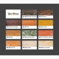 Масло-віск для обробки дерев`яної вагонки на основі лляної олії та воску