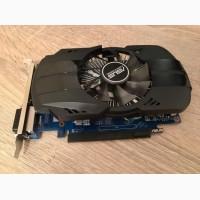 Продам Видеокарту Asus PCI-Ex GeForce GT 1030 Phoenix OC 2GB GDDR5