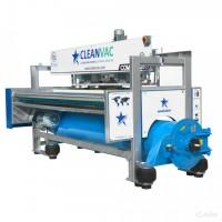 Ковромоечная машина с центрифугой автоматическая Cleanvac Combi