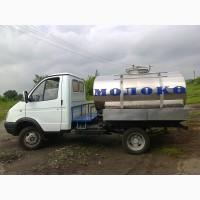 Молоковоз Газель, ГАЗ-3302