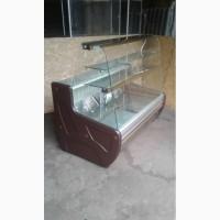 Кондитерский холодильный прилавок Cold б/у, витрина кондитерская