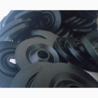 Диск резиновый очистителя решет БЦС. ВЦПС-100.02.22.409
