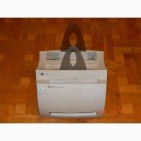 Принтер HP LJ1100. Интерфейс LPT. Дополнительно USB адаптер