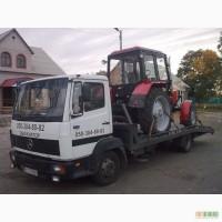 Транспортировка сельхозтехники до 4т