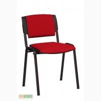 Офисный, мягкий стул Призма