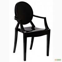 Кресло Классик (Classic) поликарбонат прозрачное, молочное, черное