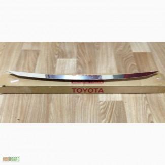Молдинг капота Toyota Avalon хром на капот Тойота Авалон