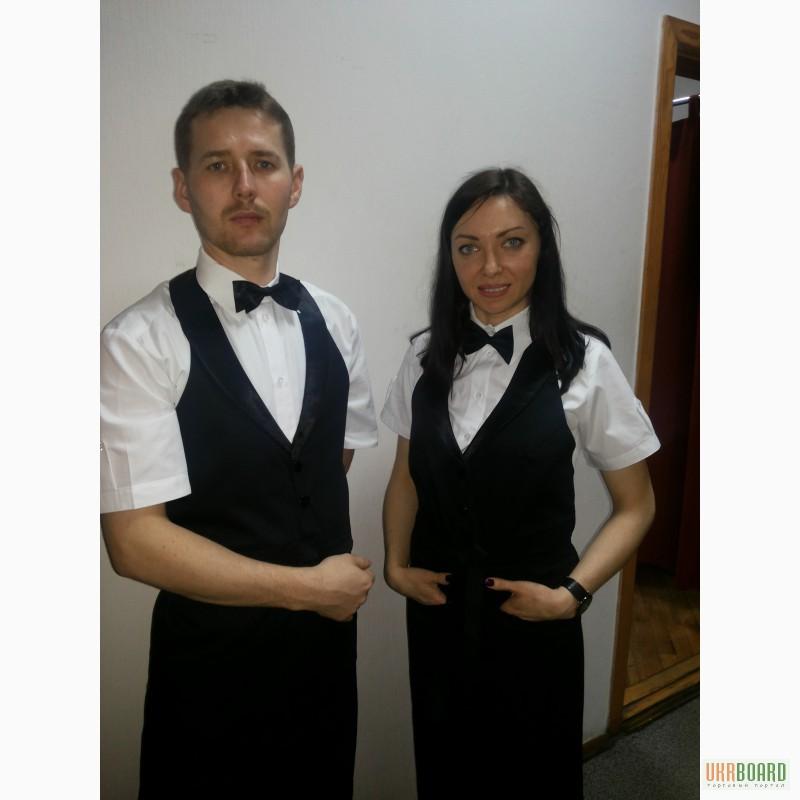 Блузки для официантов купить