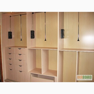 Шкафы купе, гардеробные комнаты Одесса