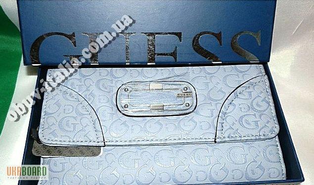 Фото 6. Кошельки женские знаменитой фирмы GUESS оригинал из Италии