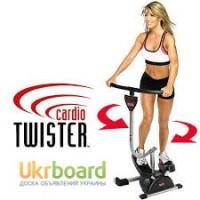 Тренажер Cardio Twister (Кардио Твистер). Степпер Кардио Слим.