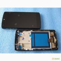 Дисплей + тачскрин для LG 820, D821(lcd+touch+каркас )