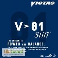 Продам накладка VICTAS V 01 Stiff