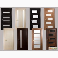 Міжкімнатні двері Новий стиль