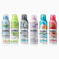 Дезодорант «BALEA» 200мл - 35грн