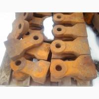Била (молотки) і колосники (решітки) для дробарок СМД-97, СМД-112, СМД-114, СМД-147