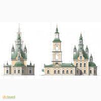 Реставрация храмов, церквей (фасад)