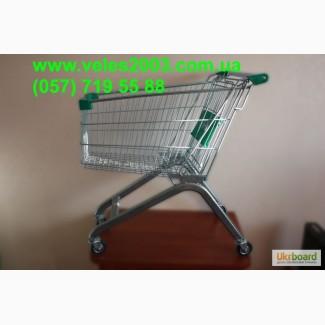 Тележки для магазинов и супермаркетов
