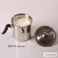 Кастрюля молочник со свистком на 2 литра