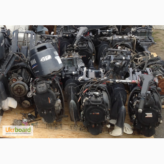 Куплю лодочный мотор импортного производства на запчасти
