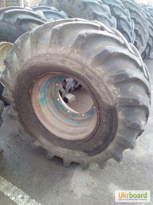 Шины на трактор: купить шины для спецтехники в компании.