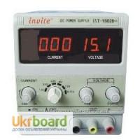 Лабораторный блок питания цифровой BAKU 1502D+ 15В 2А Цифровая индикация напряжения