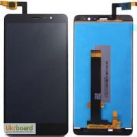 Дисплей+тачскрин Xiaomi RedMi note3 (чёрный, белый, золотой)