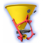 Разбрасыватель минеральных удобрений лейка на 500-1000 л (розкидач)