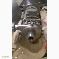 Насос Я9.ОНЦ-1 электродвигатель 5, 5 кВт молоко пиво вино, совдеп новый в работе не был