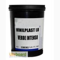 Краска для печати бумаге и картону прекрасно закрепляется на всех виниловых основах VINIL