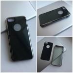 Силиконовый чехол «Блестки» на Iphone 5/5S