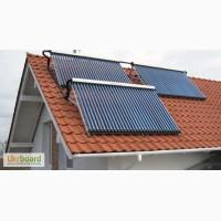 Системы солнечного нагрева воды