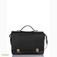 Кожаная мужская сумка-портфель Италия Дешевле на 4000
