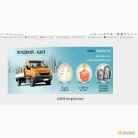 Создание сайта-визитки, которая готова к раскрутке в поисковиках (seo-оптимизация сайта)