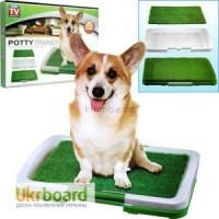 Туалет для собак Potty Pad For Dogs, Поти Пед - коврик для собаки
