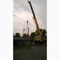 Изготовление, перевозка, монтаж, демонтаж промышленных дымовых и вентиляционных труб
