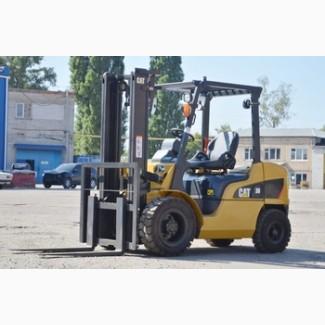 Продам новый дизельный автопогрузчик Сaterpillar DP30NT