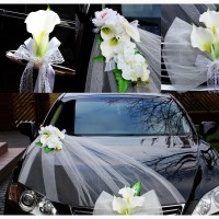 Продам украшение машины арт.7 на свадьбу