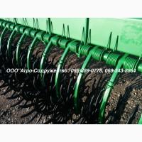 Борона мотыга по зерновым пропашным культурам Ротационная John Deere 400 4, 6м