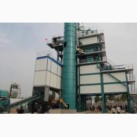 Стационарный асфальтобетонный завод Sinosun SAP320 (320 т/ч)