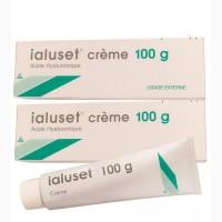 Ialuset crème ulceres (Genevrier SA, France) 100 gr / Иалусет Крем зеленый - 500 грн
