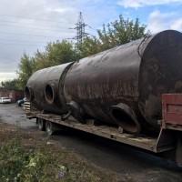 Резервуары, ёмкости металлические бу.для любого назначения от 1 до 100м3